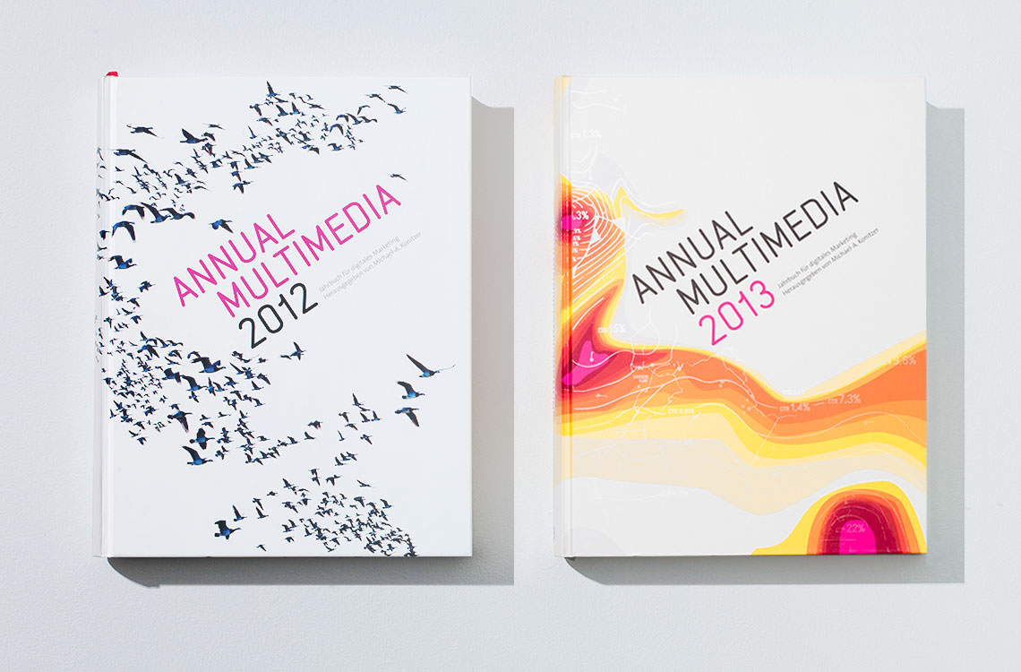 studio|et: Projekt '2012 - 2013 / Annual Multimedia Award / Jahrbuch'